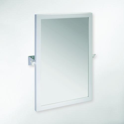 Help 301401034 Белый колакситАксессуары для ванной<br>Зеркало Bemeta Help 301401034 наклоняемое, для людей с ограниченными возможностями. Белый колаксит.<br>