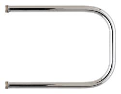 Полотенцесушитель Стилье П-образный 320х450 резьба-сгон Хром