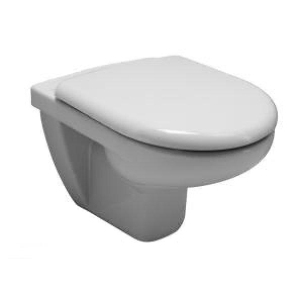 Olymp 2061.1 ПодвеснойУнитазы<br>Унитаз подвесной Jika Olymp 2061.1 белого цвета. Дополнительно Вы можете приобрести сиденье для унитаза.<br>