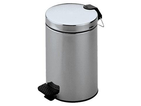 Plan 04988 010000 хромАксессуары для ванной<br>Keuco Plan 04988 010000 Ведро для мусора.<br>