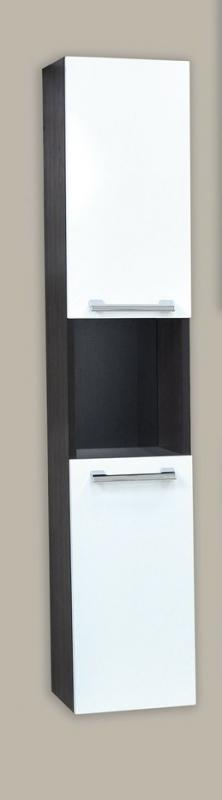 Balzo Blz250-56 покрытие глянецМебель для ванной<br>Valente BalzoBlz250-56 пенал подвесной, петли с права.Дополнительно можно приобрести фасады глянец разных цветов.<br>