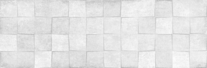 Sonata рельефная серая C-SOS092D настенная 20х60 смКерамическая плитка<br>Керамическая плитка Cersanit Sonata рельефная серая C-SOS092D настенная 20х60 см матовая произведена с помощью пресс-форм и оттого имеет трехмерную поверхность.  Изображает мозаику с квадратными чипами разной высоты и неровными кромками. Легкая небрежность исполнения придает изделию вид ручной работы, а значит, и особую ценность. В упаковке 9 штук общей площадью 1,08 м2. Вес упаковки составляет 17,2 кг.<br>