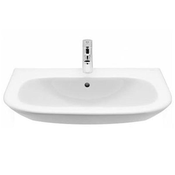 Nexo 68 327644000 БелаяРаковины<br>Раковина Roca Nexo 68 327644000 с плавными округлыми формами прекрасно подходит для различных интерьеров ванных комнат в современном стиле. Благодаря лаконичному дизайну и компактным формам поможет сохранить свободное пространство. Гладкая белоснежная поверхность легко очищается от загрязнений и позволяет соблюдать все правила гигиены.<br>Материал: высококачественная керамика.<br>Размер (ШхДхВ): 68 х 50 х 22 см.<br>1 отверстие для смесителя.<br>Встроенный слив-перелив.<br>Монтаж: подвесной.<br>В комплекте поставки: раковина.<br>