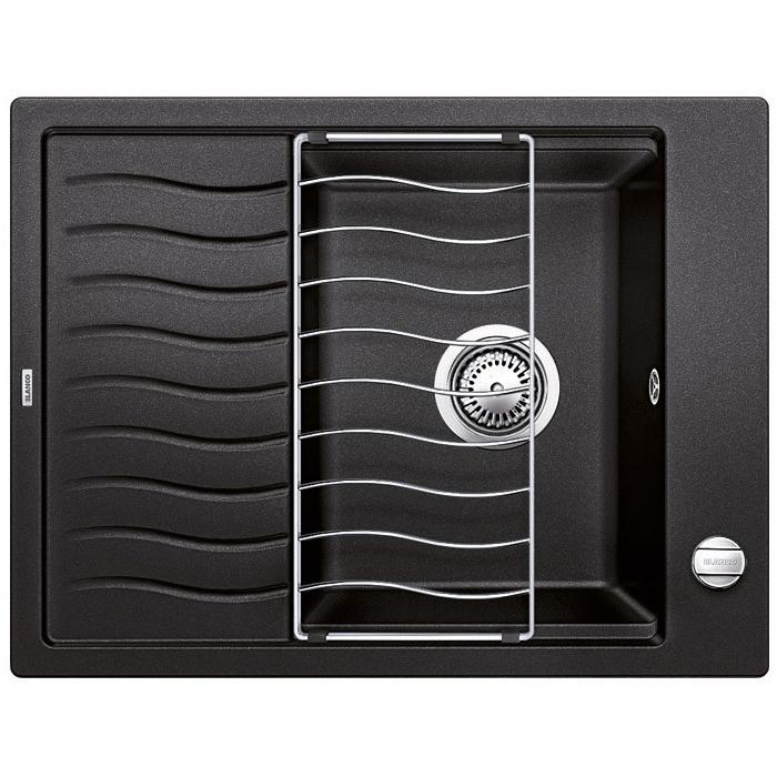 Кухонная мойка Blanco Elon 45S Алюметаллик 520991