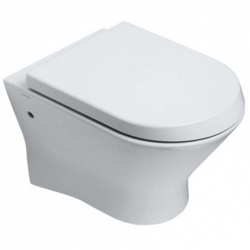 Nexo 346640000 подвесной без сиденьяУнитазы<br>Подвесной унитаз Roca Nexo 346640000. Украсит интерьер ванной комнаты в современном стиле или в стиле минимализм своим лаконичным и элегантным дизайном с воронкообразной чашей.<br>Цвет: белый глянцевый.<br>Материал: санфарфор с  покрытием из качественной глазури. Устойчив к загрязнениям, надолго сохраняет первоначальный цвет и блеск.<br>Высота: 40 см.<br>С системой антивсплеск.<br>Выпуск: в стену.<br>Крепление к стене на инсталляцию.<br>В комплекте поставки: чаша унитаза, монтажный набор.<br>