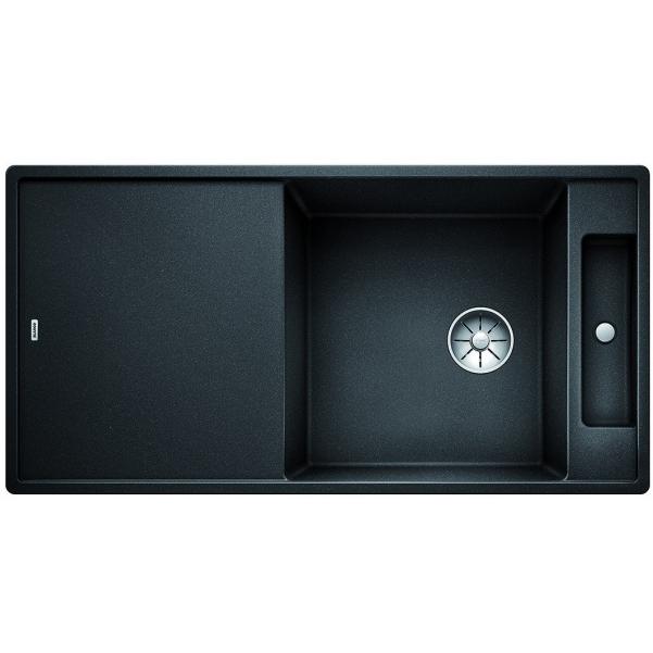 Кухонная мойка Blanco Axia III XL 6 S-F доска стекло Антрацит фото