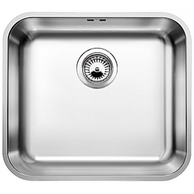 Кухонная мойка Blanco Supra 450-U с корзинчатым вентилем цены