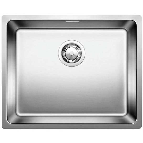 Кухонная мойка Blanco Andano 500-U Полированная сталь фото