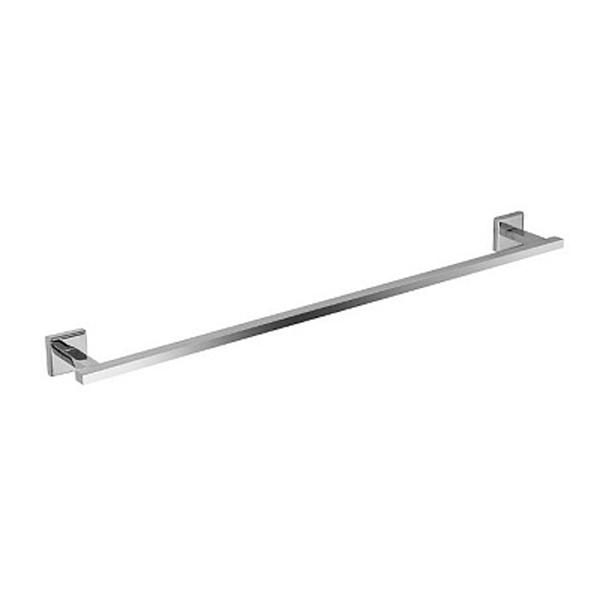 Labrador LABSM10M49 ХромАксессуары для ванной<br>Держатель для полотенец Milardo Labrador LABSM10M49 шириной 60 см.<br>Выполнен в лаконичном современном стиле. Станет изящным дополнением любой ванной комнаты.<br>Полотенцесушитель изготовлен из прочного сплава металлов с никель-хромовым покрытием, которое придает изделиям высокую влаго- и износостойкость, что обеспечивает их долгий срок службы.<br>Монтаж скрытый - шурупами к стене или двери, не требует профессиональных навыков и знаний.<br>Габариты (ШхВхГ): 60 х 4 х 7,3 см.<br>В комплекте поставки: держатель, крепеж.<br>