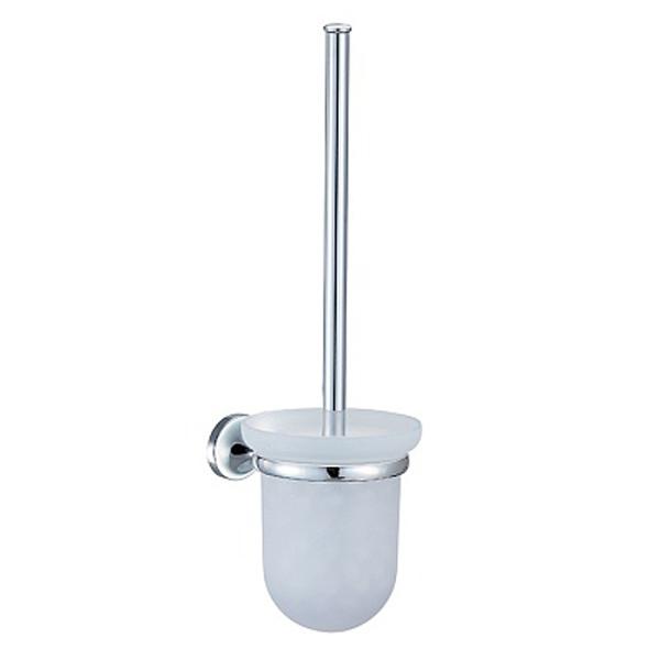Magellan MAGSMG0M47 ХромАксессуары для ванной<br>Подвесной ершик для унитаза Milardo Magellan MAGSMG0M47.<br>Выполнен в лаконичном современном стиле. Станет изящным дополнением любой ванной комнаты за счет плавных линий и изгибов.<br>Держатель с рукояткой изготовлен из высококачественного сплава металлов с никель-хромовым покрытием, которое придает изделиям высокую влаго- и износостойкость, что обеспечивает их долгий срок службы.<br>Колба изготовлена из матового стекла. Особенностью является наличие уплотнительной прокладки, которая надежно фиксирует емкость в держателе, а также предохраняет стекло от появления царапин.<br>Монтаж скрытый - шурупами к стене, не требует профессиональных навыков и знаний.<br>Габариты (ШхВхГ): 11,6 х 36 х 13,7 см.<br>В комплекте поставки: ершик, колба, держатель, крепеж.<br>