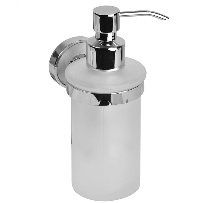 Дозатор жидкого мыла Iddis Calipso CALMBG0i46 Белый Хром дозатор для жидкого мыла iddis calipso calmbg0i46
