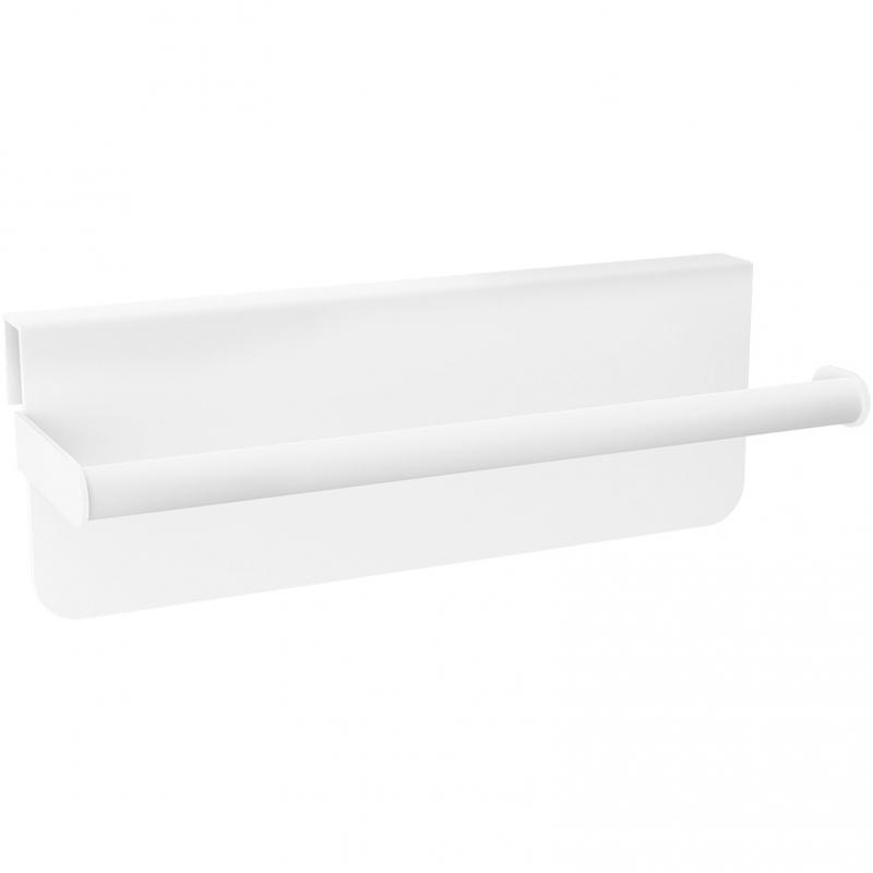 Держатель туалетной бумаги Vitra D-Light 58165 Белый матовый шкаф пенал vitra d light 36 подвесной l белый матовый