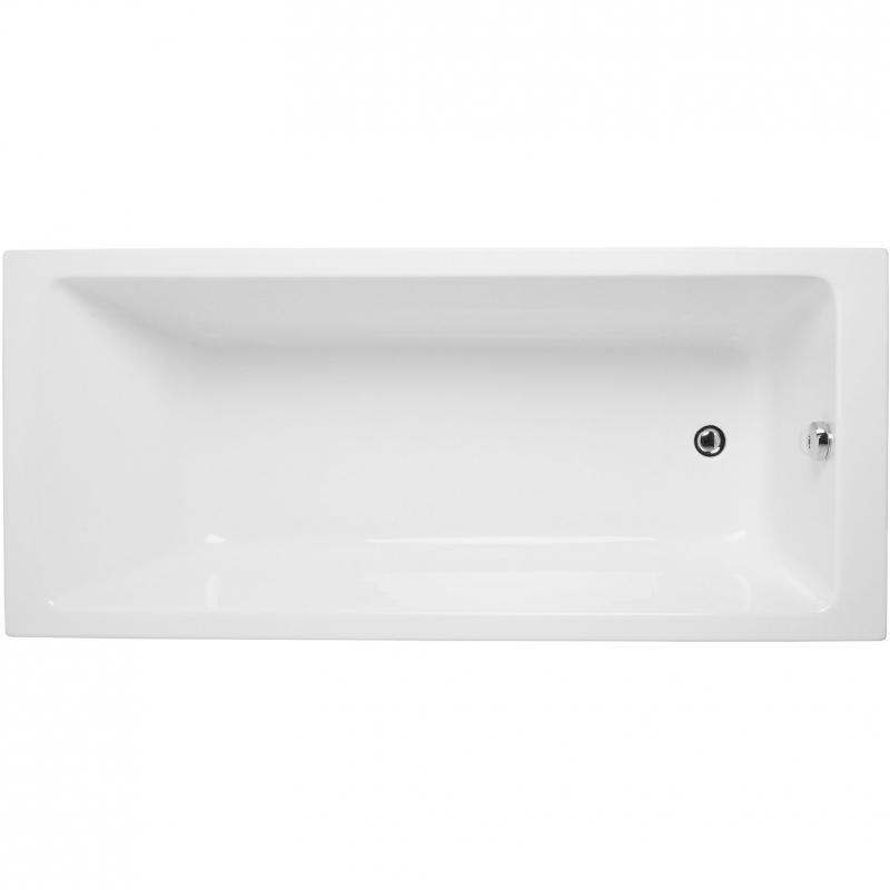 Акриловая ванна Vitra Neon 160x70 52520001000 без гидромассажа