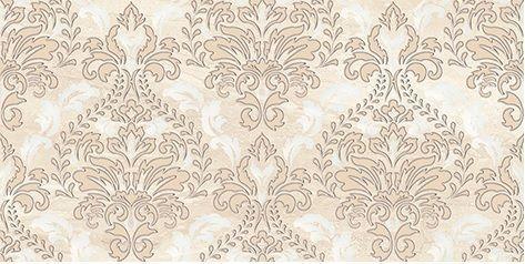 Керамический декор Ceramica Classic Arena Damask бежевый 08-03-11-456-1 20х40 см керамический декор ceramica classic мармара паттерн серый 17 03 06 616 20х60 см