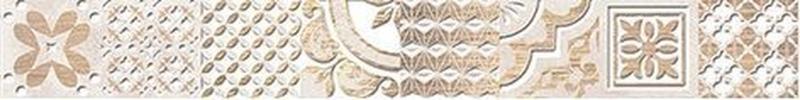 Керамический бордюр Ceramica Classic Bastion бежевый 46-03-11-454 4,7х40 см керамический бордюр ceramica classic versus chic розовый 46 03 41 1335 4х40 см