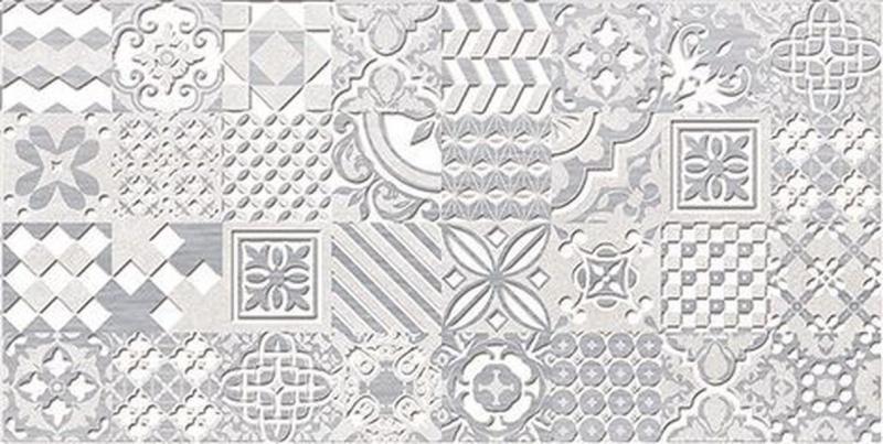 Керамический декор Ceramica Classic Bastion серый 08-03-06-454 20х40 см недорого