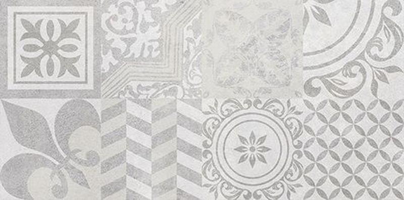 Керамическая плитка Ceramica Classic Bastion под мозаику серый 08-00-06-453 настенная 20х40 см стеклянная вставка ceramica classic мармара пальмира комплект серый 3шт компл 5 5х16 5 см