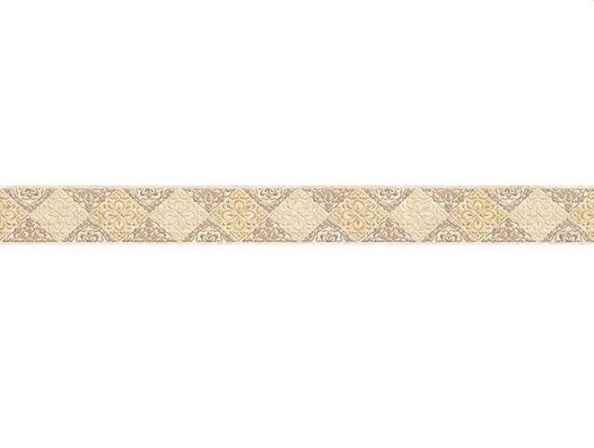 Керамический бордюр Ceramica Classic Capella 58-03-11-498-0 5х60 см