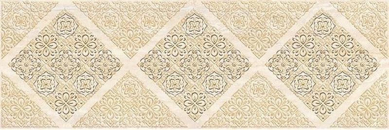 Керамический декор Ceramica Classic Capella 17-03-11-498-0 20х60 см стеклянная вставка ceramica classic мармара пальмира комплект серый 3шт компл 5 5х16 5 см