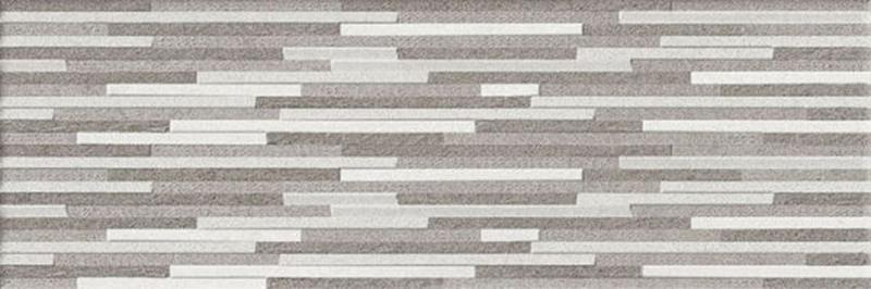 Керамическая плитка Ceramica Classic Vega серый под мозаику 17-10-06-490 настенная 20х60 см стеклянная вставка ceramica classic мармара пальмира комплект серый 3шт компл 5 5х16 5 см