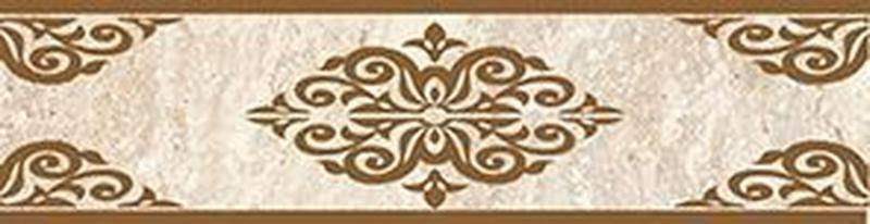 Фото - Керамический бордюр Ceramica Classic Efes toscana 6,4х25 см керамический бордюр ceramica classic buhara бежевый 10х25 см