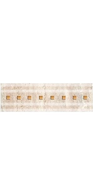 Фото - Керамический бордюр Ceramica Classic Efes hellas-2 7,7х25 см керамический бордюр ceramica classic buhara бежевый 10х25 см