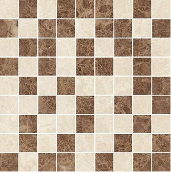 Керамическая мозаика Ceramica Classic Libra коричневый-бежевый 30х30 см стоимость