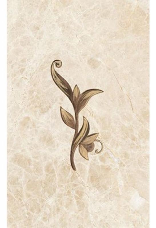 Керамический декор Ceramica Classic Illyria marrone 25х40 см керамическая плитка ceramica classic illyria marrone настенная 25х40 см