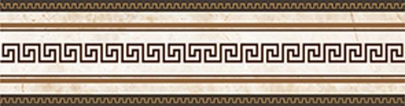 Керамический бордюр Ceramica Classic Illyria Classic-2 6,2х25 см