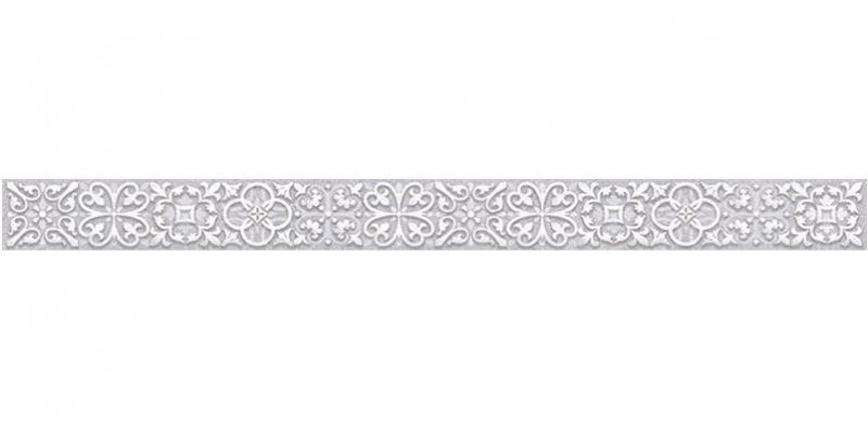 Керамический бордюр Ceramica Classic Flash 58-05-06-495-0/05-01-1-58-03-06-495-0 5х60 см