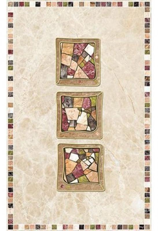 купить Керамический декор Ceramica Classic Illyria estilo trio 25х40 см дешево
