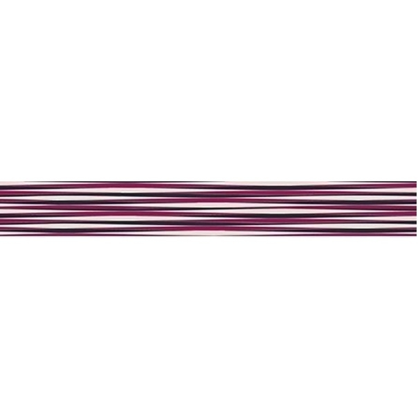 Керамический бордюр Ceramica Classic April Stripes бордо 5х50 см бордюр keros ceramica augusta cen vanessa 5х50