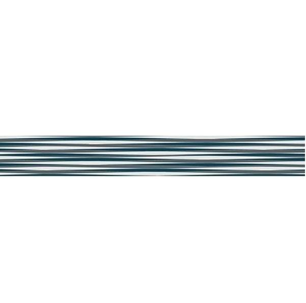 Керамический бордюр Ceramica Classic April Stripes черный 5х50 см бордюр keros ceramica augusta cen vanessa 5х50