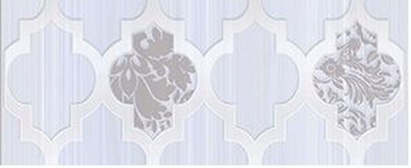 Керамический бордюр Ceramica Classic Buhara серый 10х25 см керамический декор ceramica classic мармара паттерн серый 17 03 06 616 20х60 см