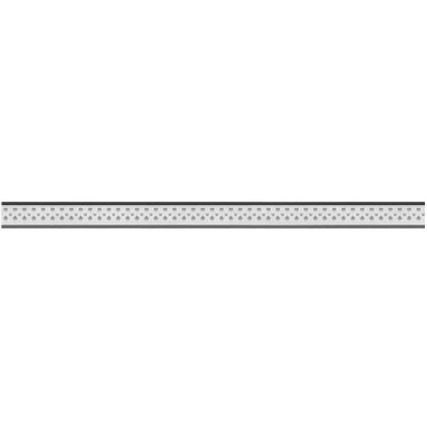 Керамический бордюр Ceramica Classic Мармара Ажур серый 48-03-06-659 4х60 см недорого