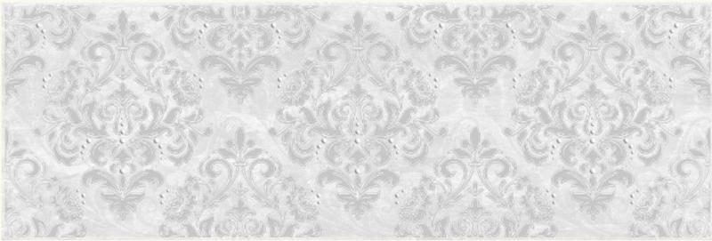 Керамический декор Ceramica Classic Мармара Арабеска серый 17-03-06-661 20х60 см керамический декор ceramica classic envy blast серый 17 03 06 1191 0 20х60 см
