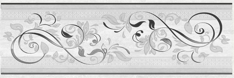 Керамический декор Ceramica Classic Мармара Ажур серый 17-03-06-659 20х60 см керамический декор ceramica classic envy blast серый 17 03 06 1191 0 20х60 см