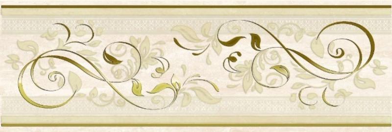 Керамический декор Ceramica Classic Петра Ажур бежевый 17-03-11-659 20х60 см