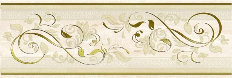 Керамический декор Ceramica Classic Петра Ажур бежевый 17-03-11-659 20х60 см керамический декор ceramica classic петра с 3 мя вырезами бежевый 20х60 см