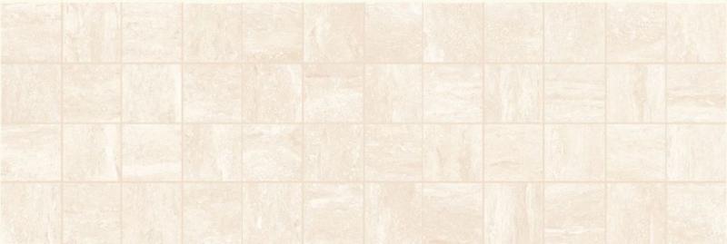 Керамический декор Ceramica Classic Петра под мозаику бежевый 17-30-11-659 20х60 см керамический декор ceramica classic петра с 3 мя вырезами бежевый 20х60 см