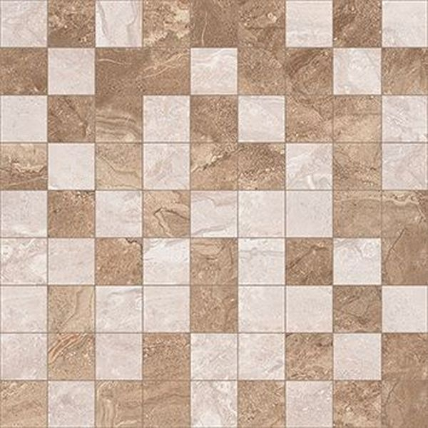 Керамическая мозаика Ceramica Classic Polaris коричневый-бежевый 30х30 см