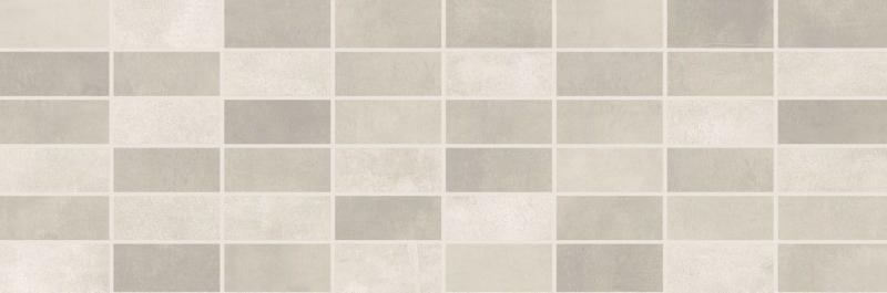 Керамический декор Lasselsberger Ceramics Fiori Grigio под мозаику светло-серый 1064-0047 / 1064-0102 20х60 см стоимость