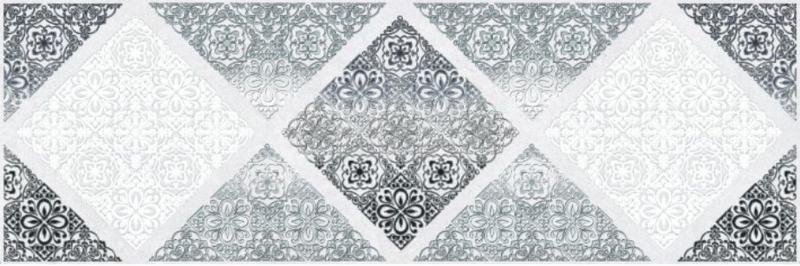 Керамический декор Ceramica Classic Студио серый 17-03-06-656 20х60 см керамический декор ceramica classic envy blast серый 17 03 06 1191 0 20х60 см
