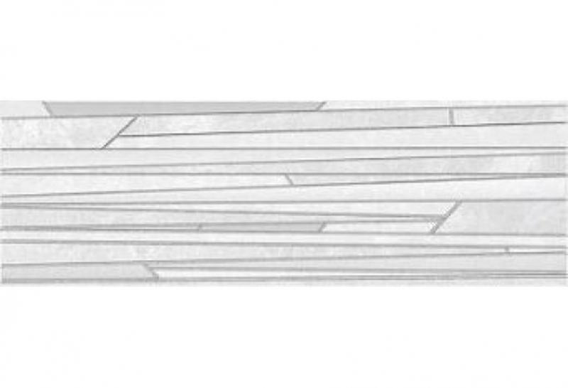 Керамический декор Ceramica Classic Alcor Tresor белый 17-03-01-1187-0 20х60 см керамическая плитка ceramica classic alcor серый 17 01 06 1187 настенная 20х60 см