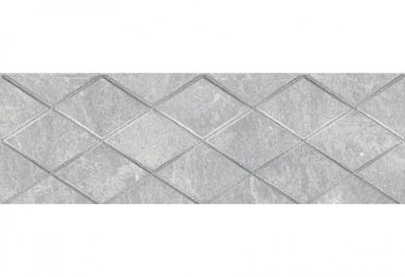 Керамический декор Ceramica Classic Alcor Attimo серый 17-05-06-1188-0 20х60 см керамический декор ceramica classic envy blast серый 17 03 06 1191 0 20х60 см