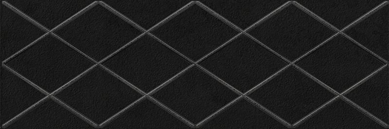 Керамический декор Ceramica Classic Eridan Attimo чёрный 17-05-04-1172-0 20х60 см цена в Москве и Питере