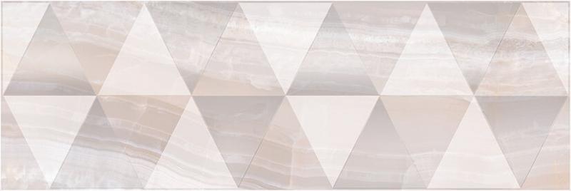 Керамический декор Ceramica Classic Diadema Perla бежевый 17-03-11-1186-0 20х60 см керамический декор ceramica classic петра с 3 мя вырезами бежевый 20х60 см