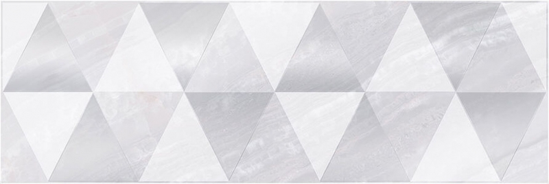 Керамический декор Ceramica Classic Diadema Perla белый 17-03-00-1186-0 20х60 см керамический декор ceramica classic alcor tresor белый 17 03 01 1187 0 20х60 см