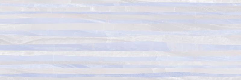 Керамическая плитка Ceramica Classic Diadema голубой рельеф 17-10-61-1186-0 настенная 20х60 см плитка настенная ars 40х27 голубой 9as0239