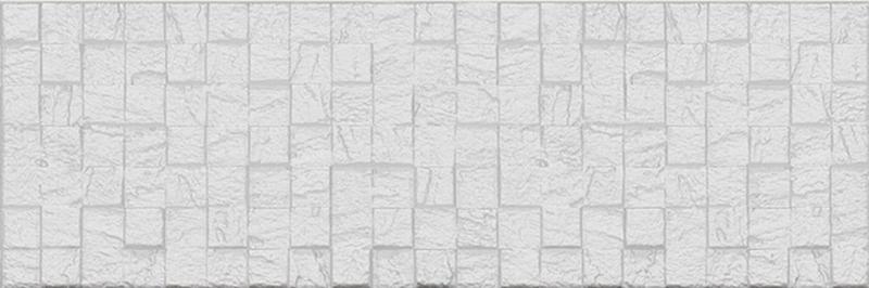 Керамическая плитка Ceramica Classic Eridan белый под мозаику 17-30-01-1172 настенная 20х60 см керамическая плитка ceramica classic мармара темно серый 17 01 06 616 настенная 20х60 см